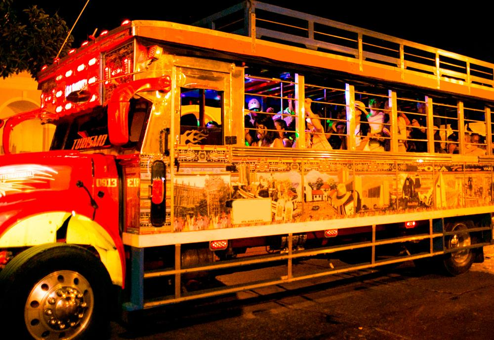 City Night Tour - Santa Marta